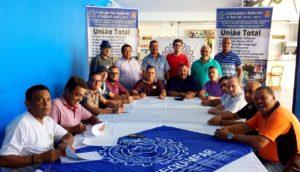 Dirigentes da FEQUIMFAR e Sindicatos filiados assinam CCT dos Químicos